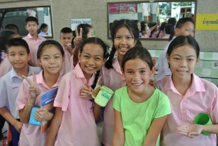 Bangkok webley school