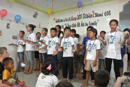 CB JJ choir