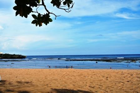CP beach scene