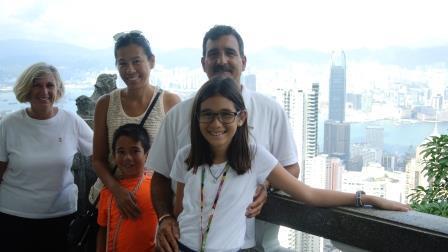 CP peak family