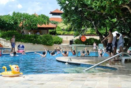 CP water aerobics