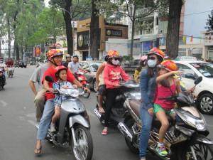 HCMC BOB family