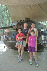 HCMC family tunnel tank