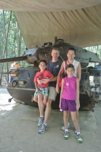 HCMC family tunnel tank