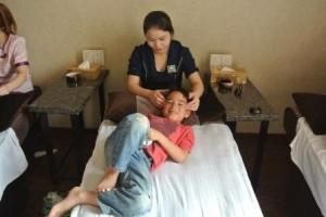 WEb aaron massage