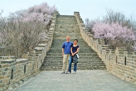 Wall Tala Benjy steps