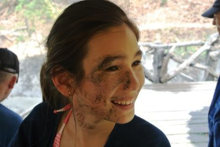Web Mud Face