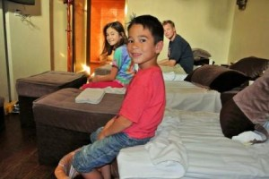 Web family massage