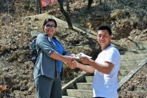Web gay handshake