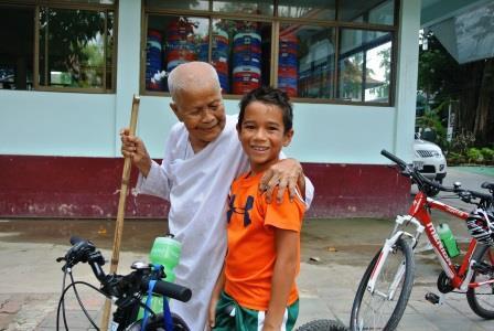 bangkok aaron monk