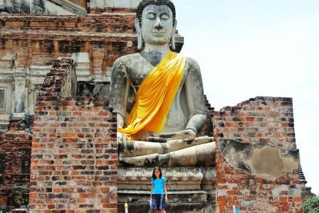 bangkok autthaya big buddha