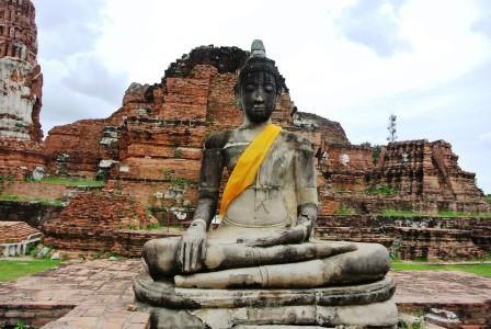 bangkok autthaya buddha2