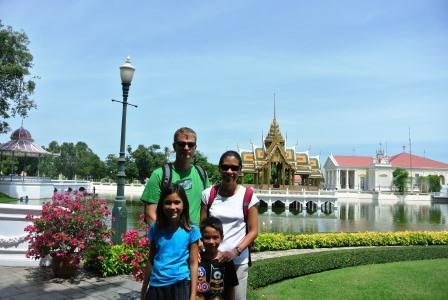 bangkok summer palace colonial