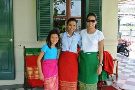 bangkok summer palace sarong