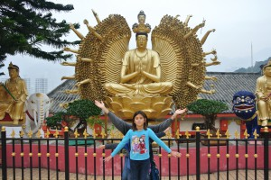 buddha webley hands